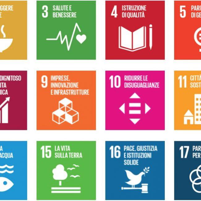 agenda 2030 sito progetti sostenibili obiettivi